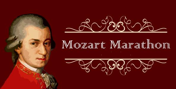 Mozart Marathon 2019